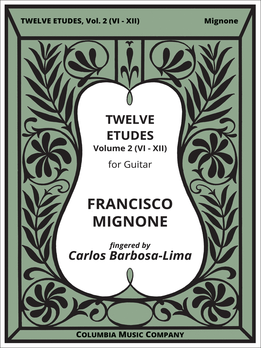 Twelve Etudes - Volume Two