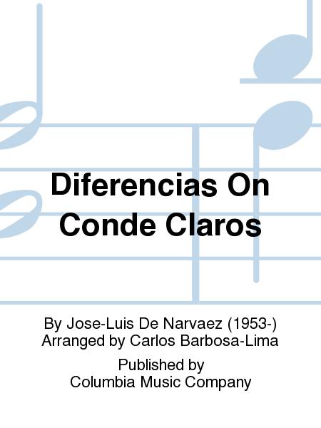 Diferencias On Conde Claros
