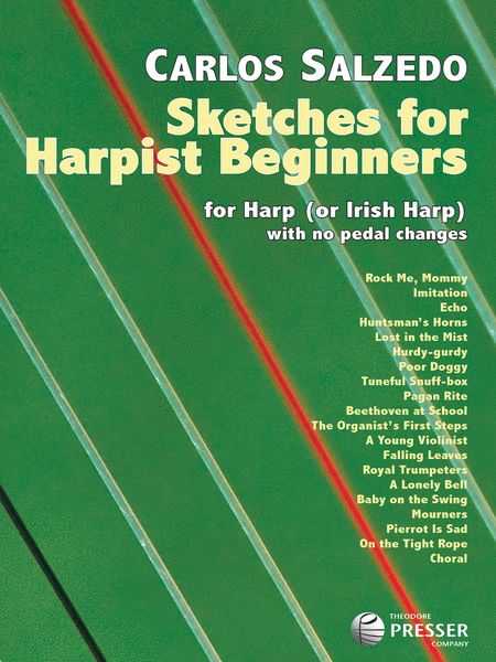 Sketches for Harpist Beginners