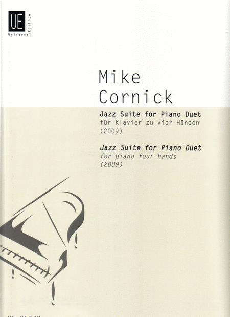 Jazz Suite for Piano Duet