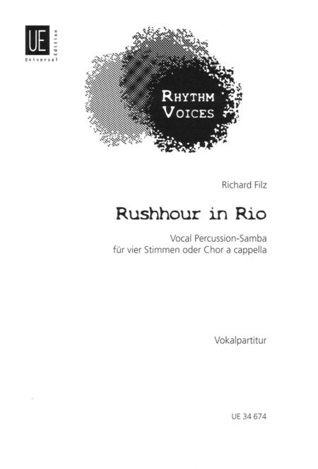 Rushhour in Rio