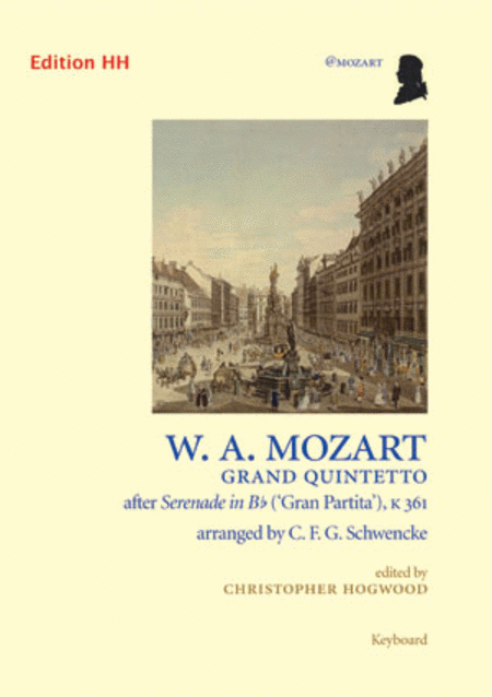 Grand Quintetto after Serenade in B flat ('Gran Partita'), K 361