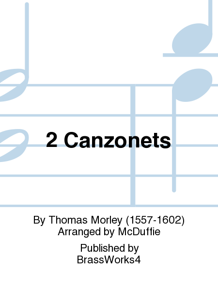 2 Canzonets