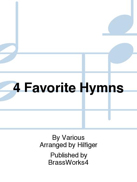 4 Favorite Hymns