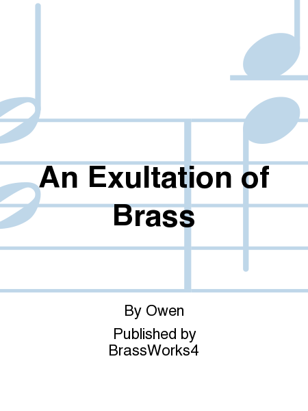 An Exultation of Brass