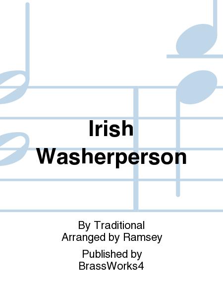 Irish Washerperson
