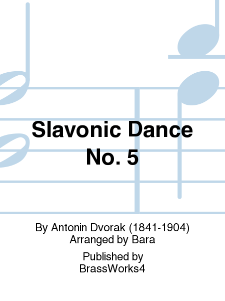 Slavonic Dance No. 5