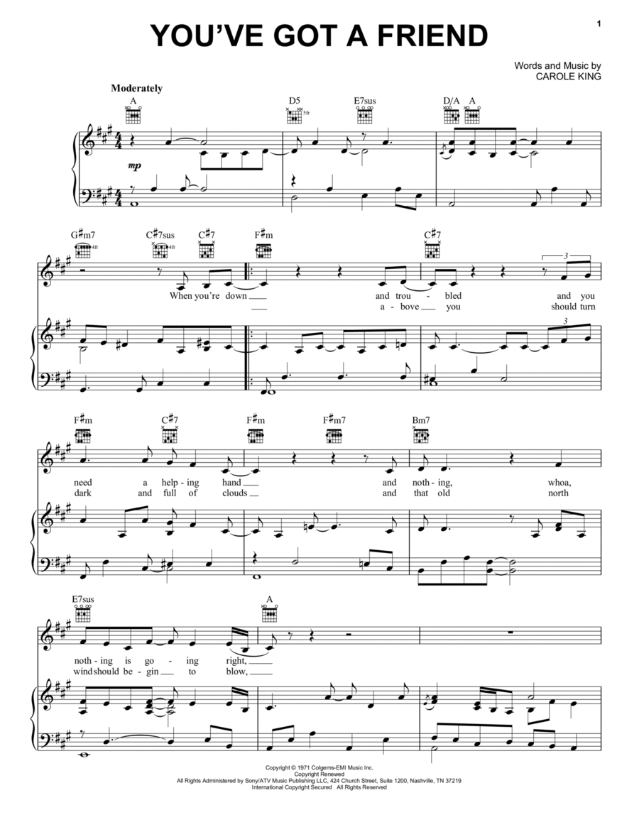 youve got a friend in me piano pdf