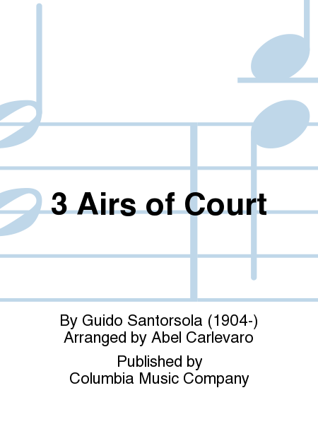 3 Airs of Court