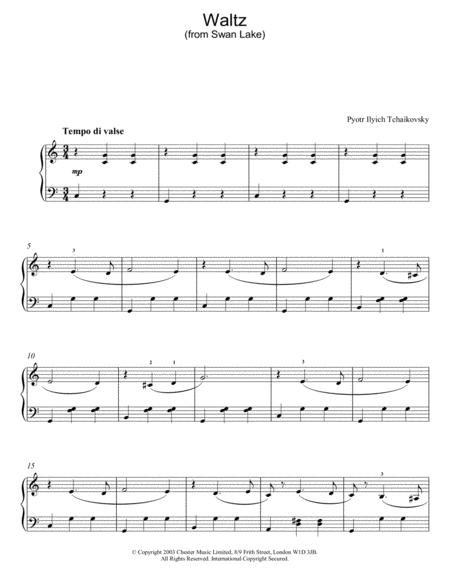 Swan Lake, Op. 20 (Waltz)