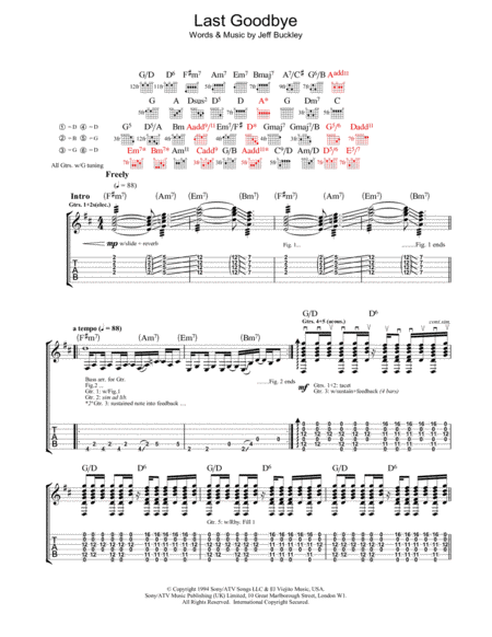 jeff buckley grace revision sheet elements Grace jeff buckley instruments/ensemble • lead vocal and backing vocals   how are the elements used structure  middle 8 – longer notes from strings.
