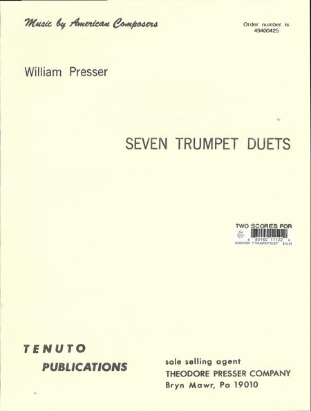 7 Trumpet Duets