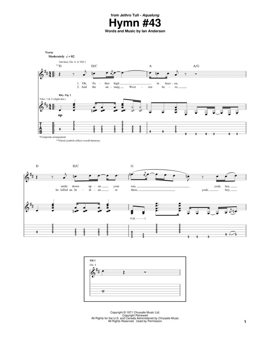 Hymn #43