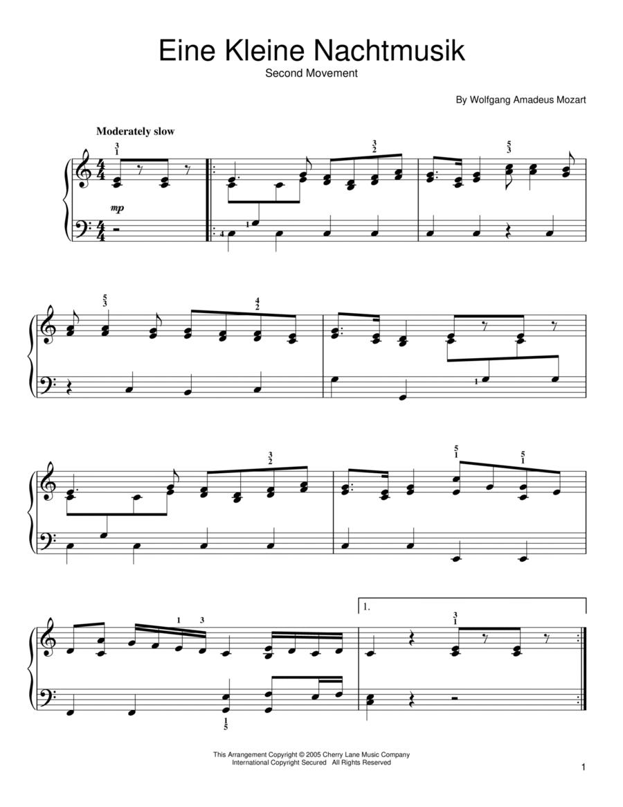 Eine Kleine Nachtmusik (