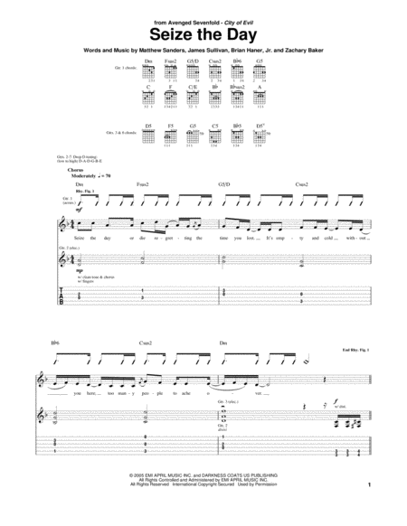 Drum u00bb Avenged Sevenfold Drum Tabs - Music Sheets, Tablature, Chords and Lyrics