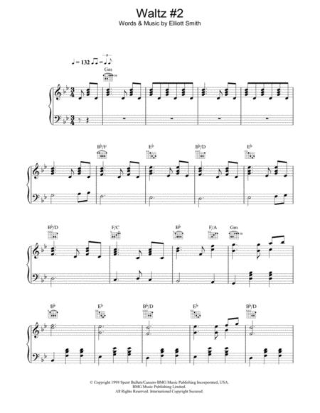 Waltz #2 (XO)