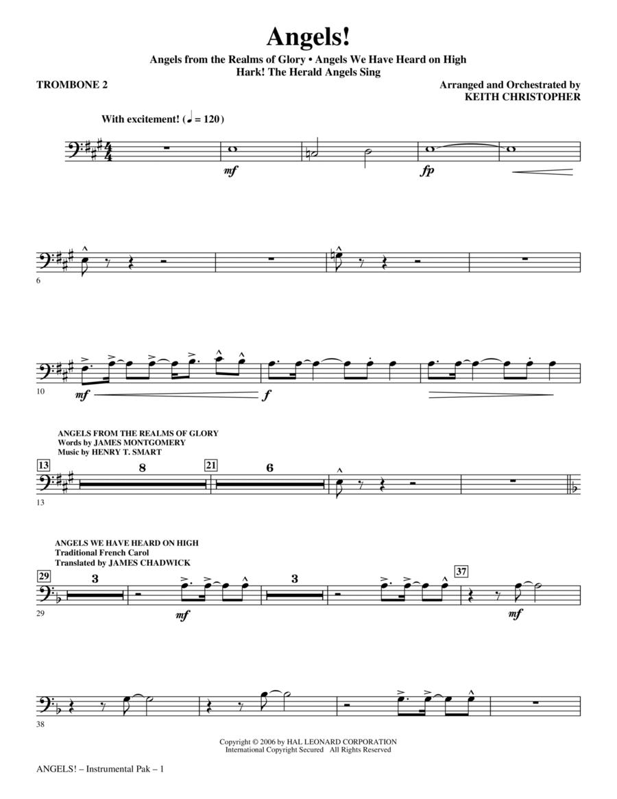 Angels! (Medley) - Trombone 2