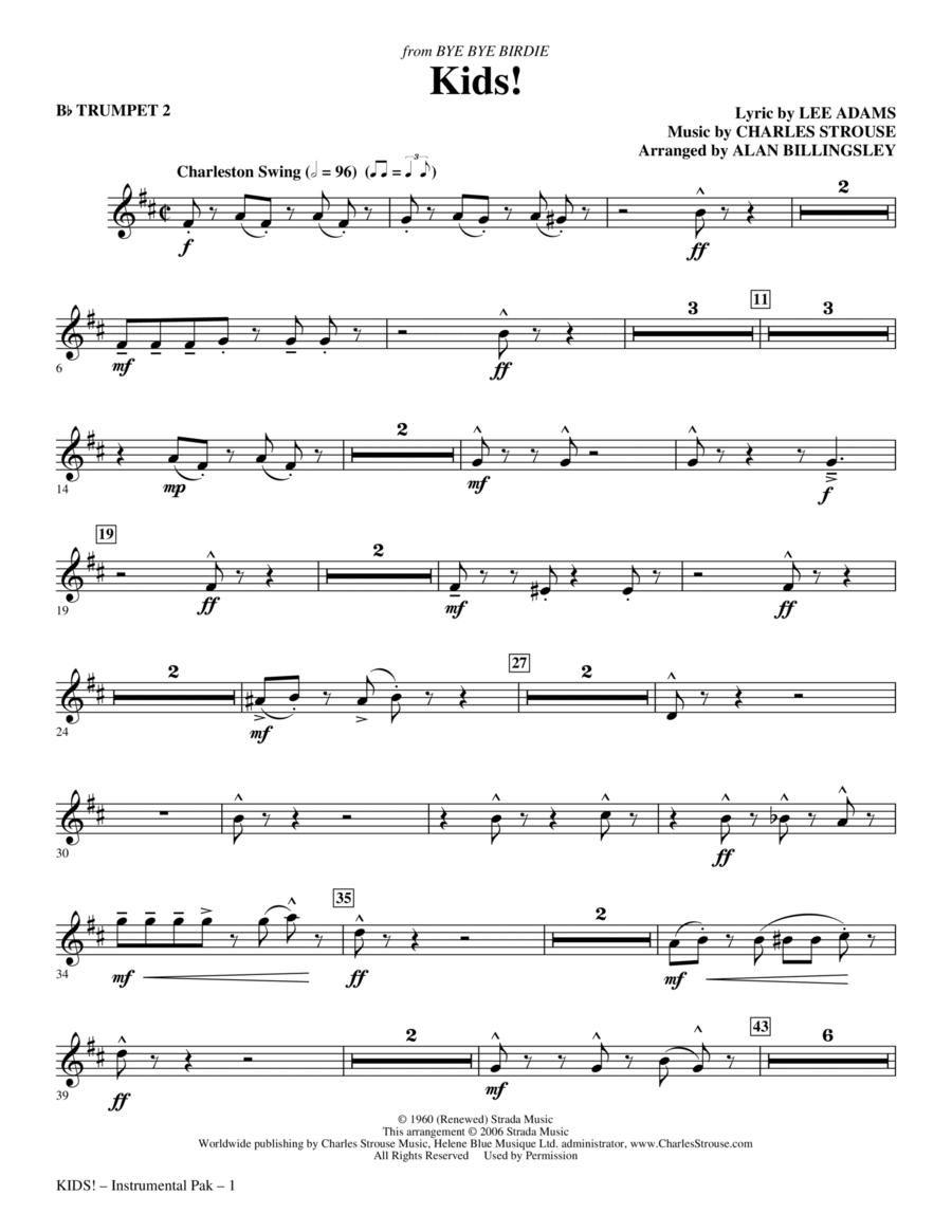 Kids! - Bb Trumpet 2