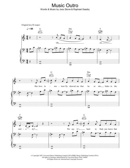 Music (Outro)