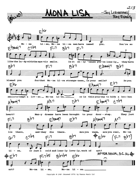 love nat king cole sheet music pdf