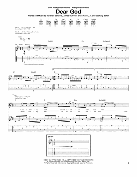 Guitar guitar tabs avenged sevenfold : Guitar : guitar tabs avenged sevenfold Guitar Tabs Avenged ...