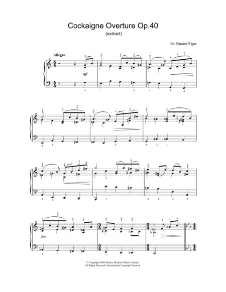 Cockaigne Overture Op.40