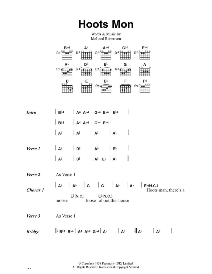 Hoots Mon