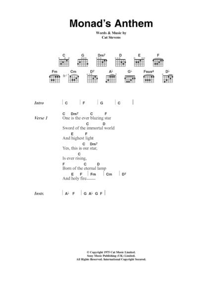 Monad's Anthem