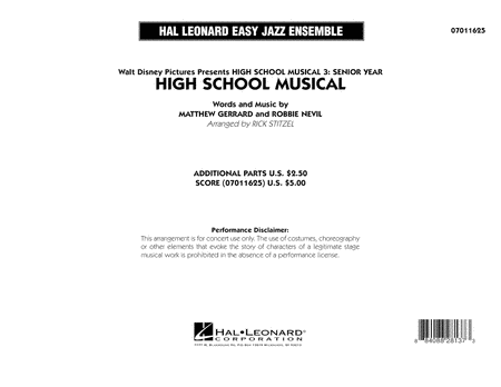 High School Musical (from