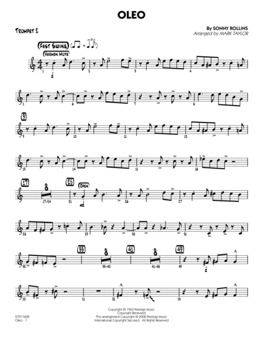 Oleo - Trumpet 2