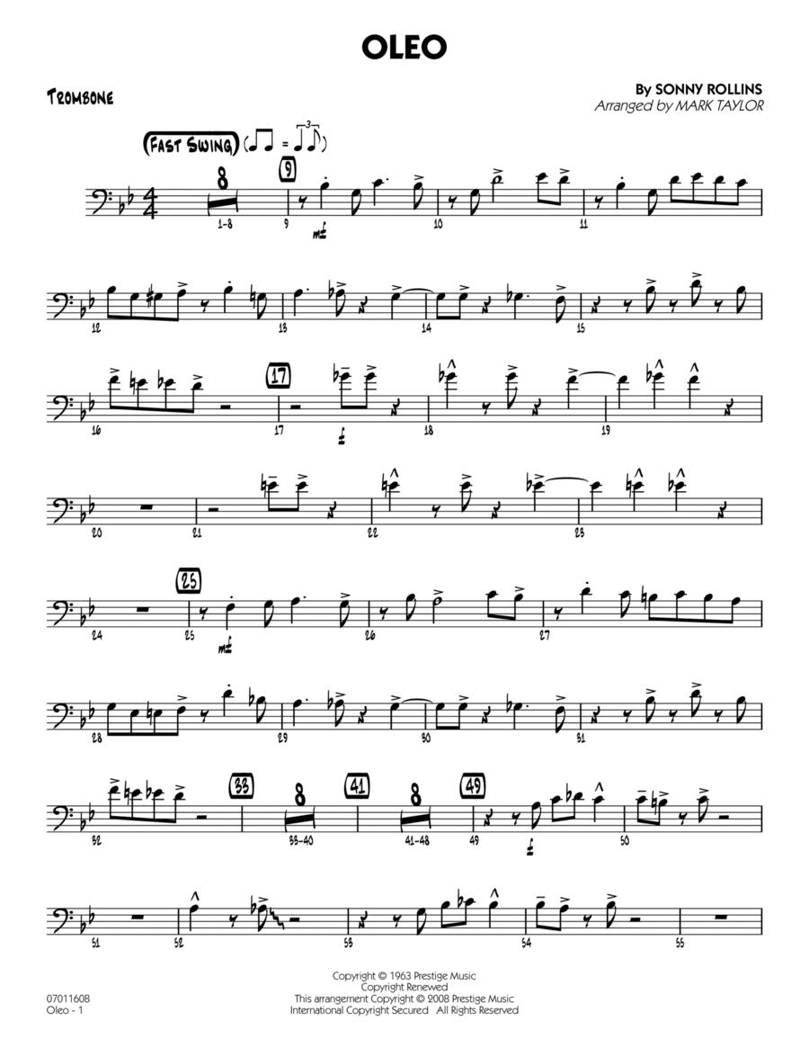 Oleo - Trombone