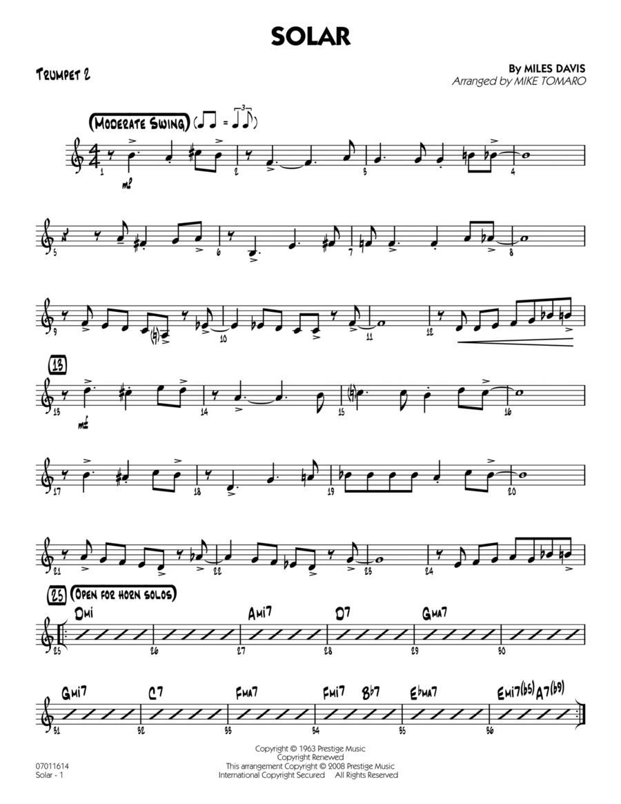 Solar - Trumpet 2