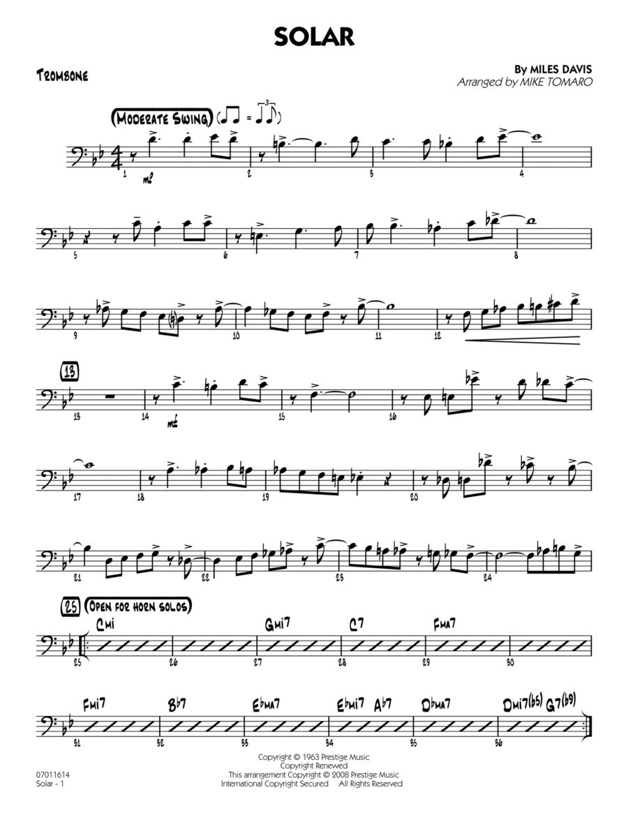 Solar - Trombone