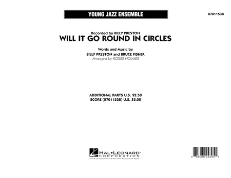 Will It Go Round in Circles? - Full Score