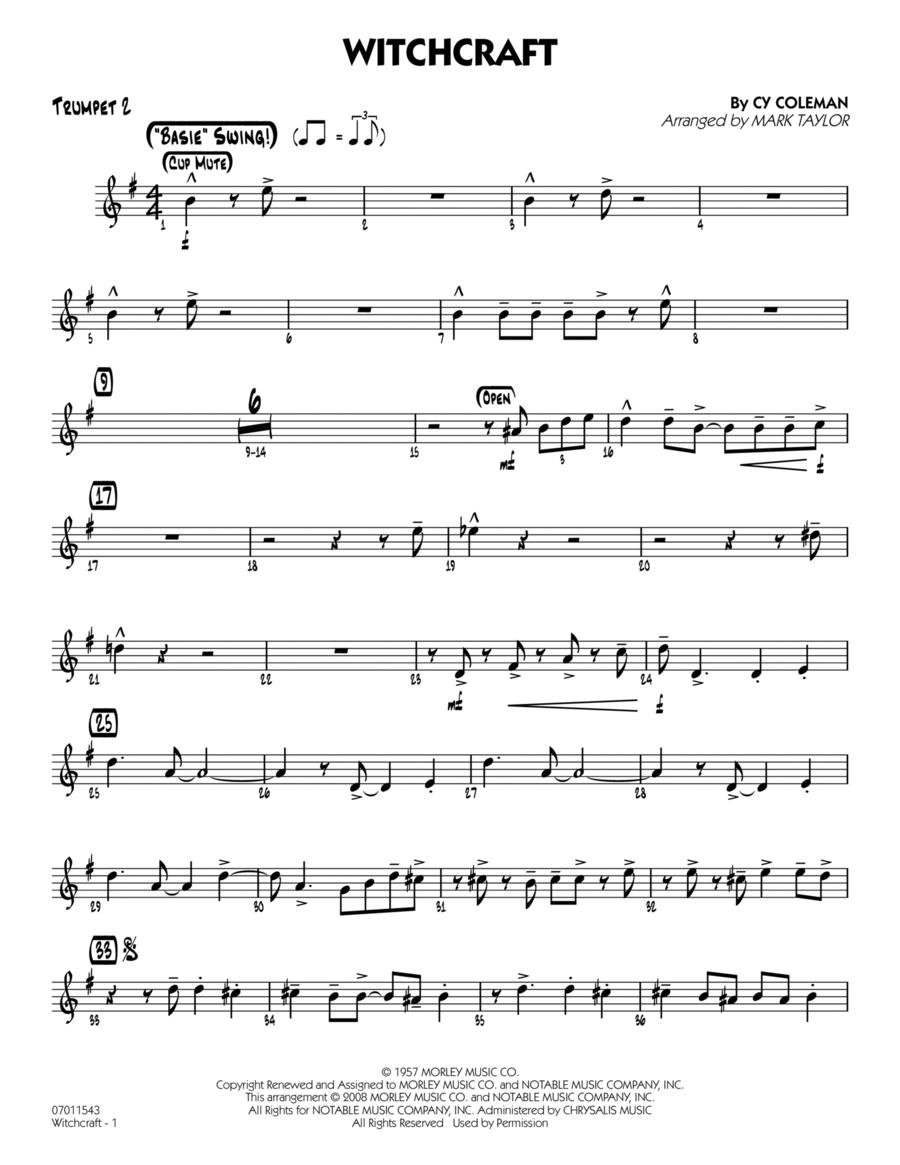 Witchcraft - Trumpet 2