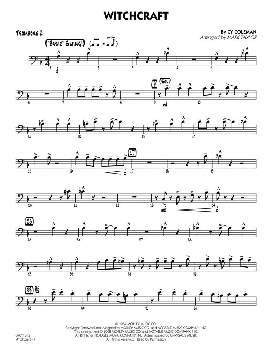 Witchcraft - Trombone 2