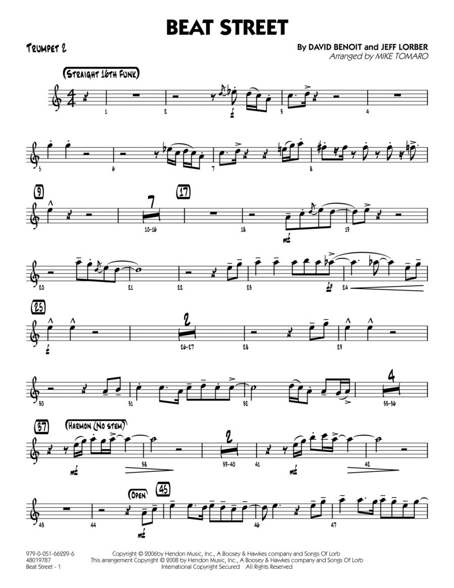 Beat Street - Trumpet 2