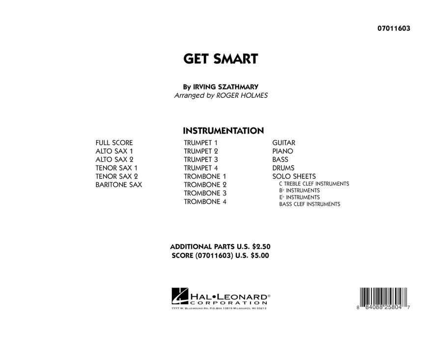 Get Smart - Full Score