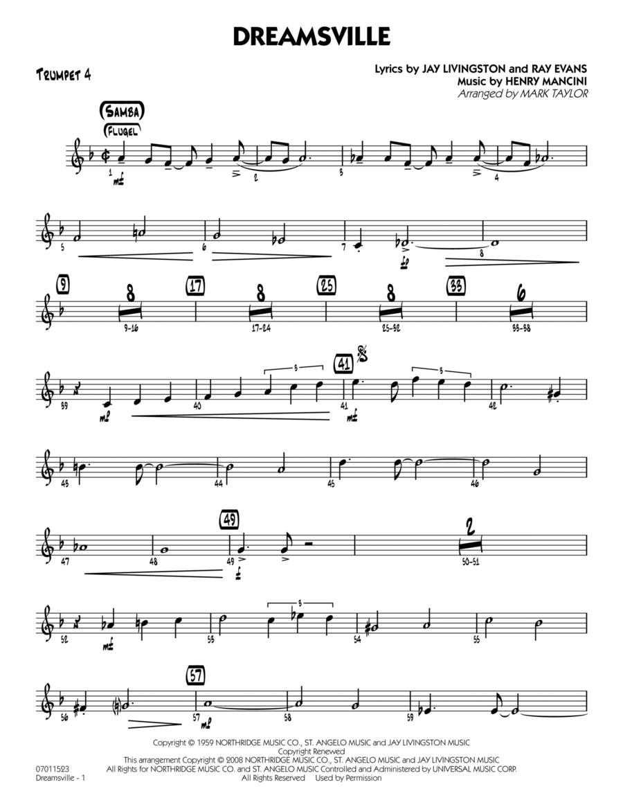 Dreamsville - Trumpet 4