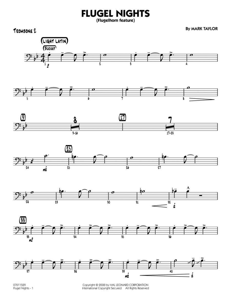 Flugel Nights (Flugelhorn Feature) - Trombone 2
