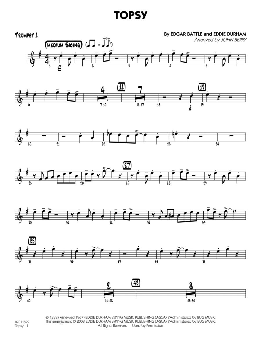 Topsy - Trumpet 1