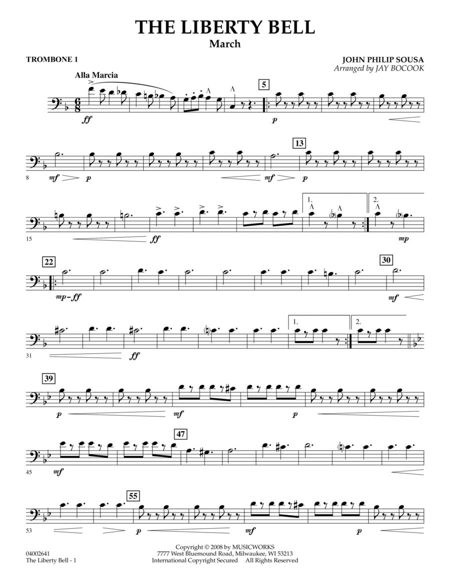 The Liberty Bell - Trombone 1