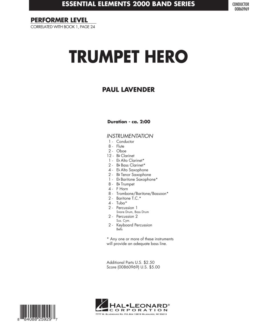Trumpet Hero - Full Score