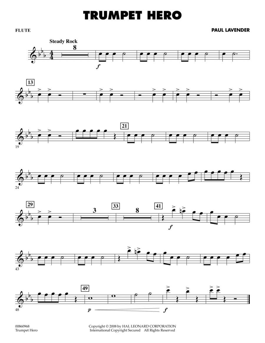 Trumpet Hero - Flute
