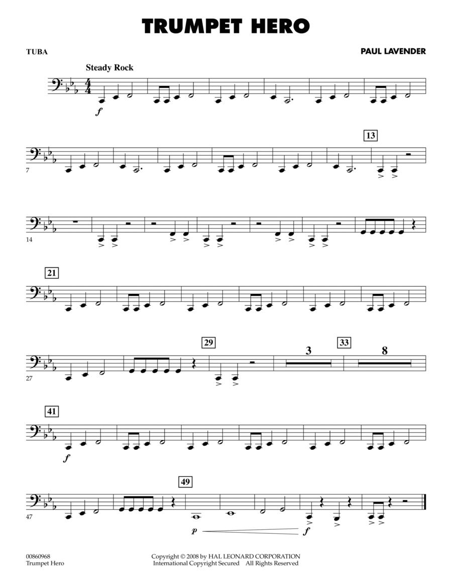 Trumpet Hero - Tuba
