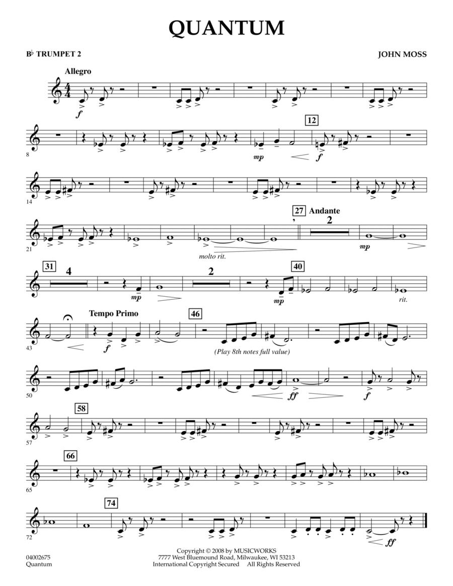 Quantum - Bb Trumpet 2