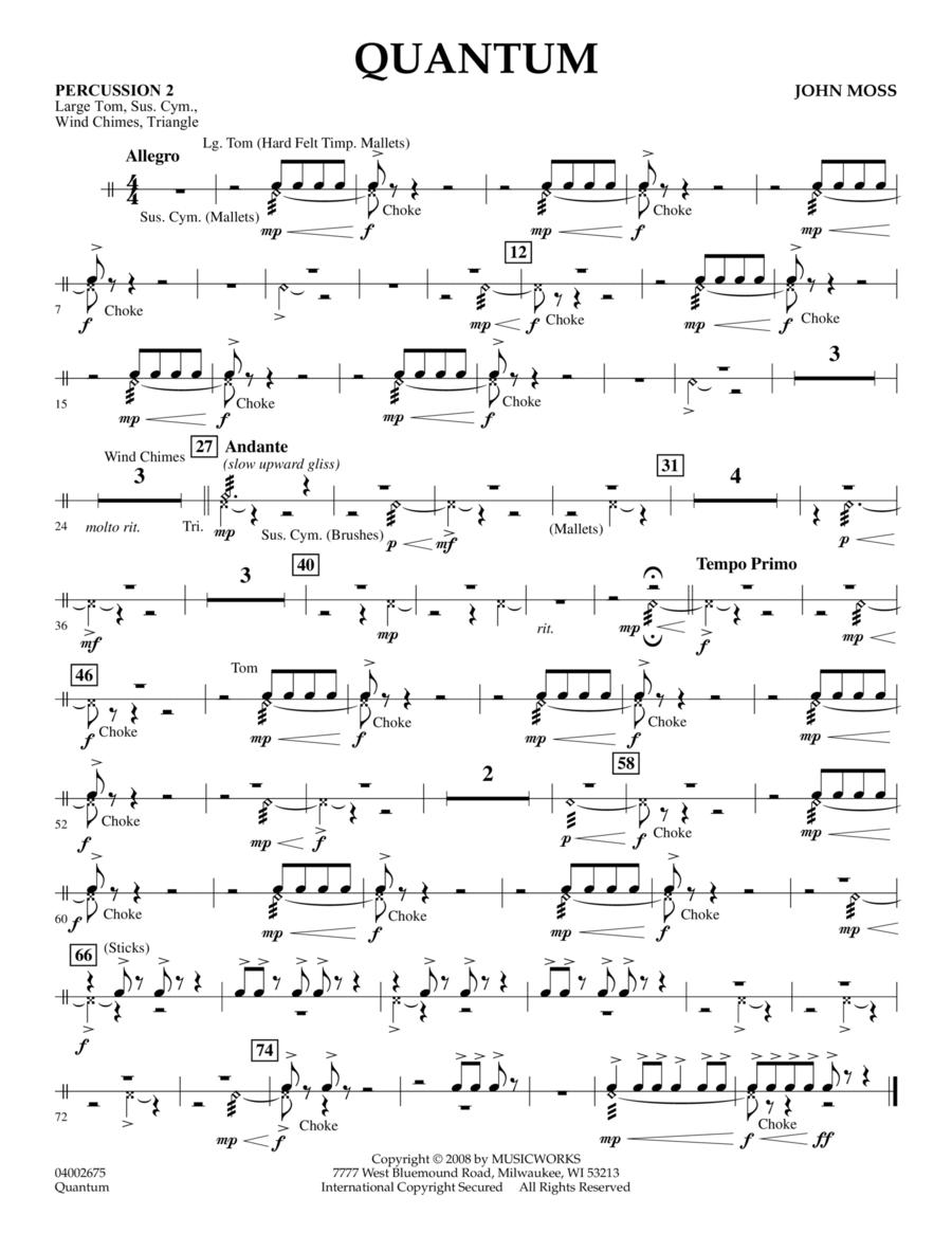 Quantum - Percussion 2