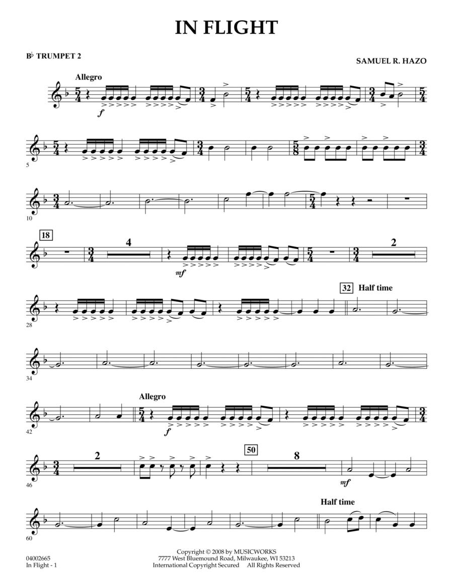 In Flight - Bb Trumpet 2