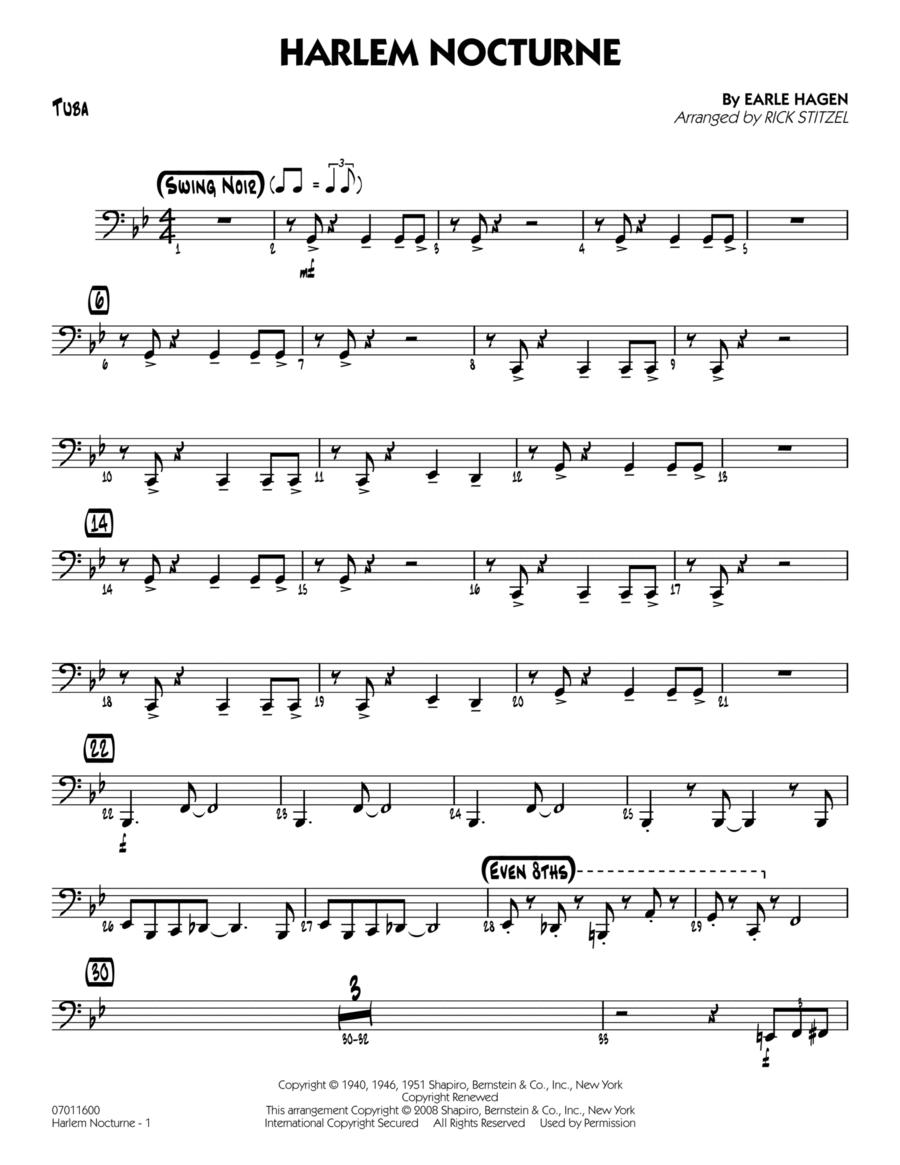 Harlem Nocturne - Tuba
