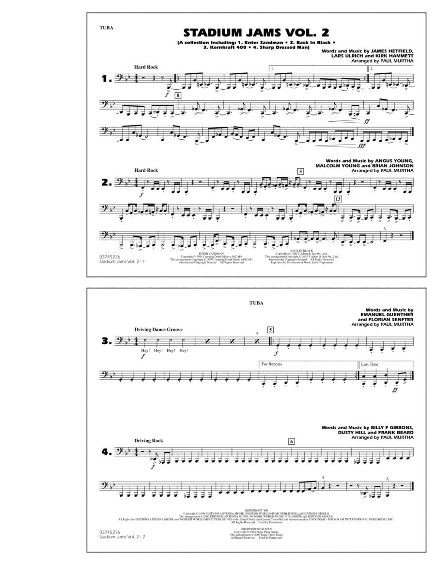 Stadium Jams - Vol. 2 - Tuba